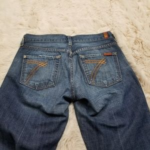 7 For All Mankind DOJO Jeans 26